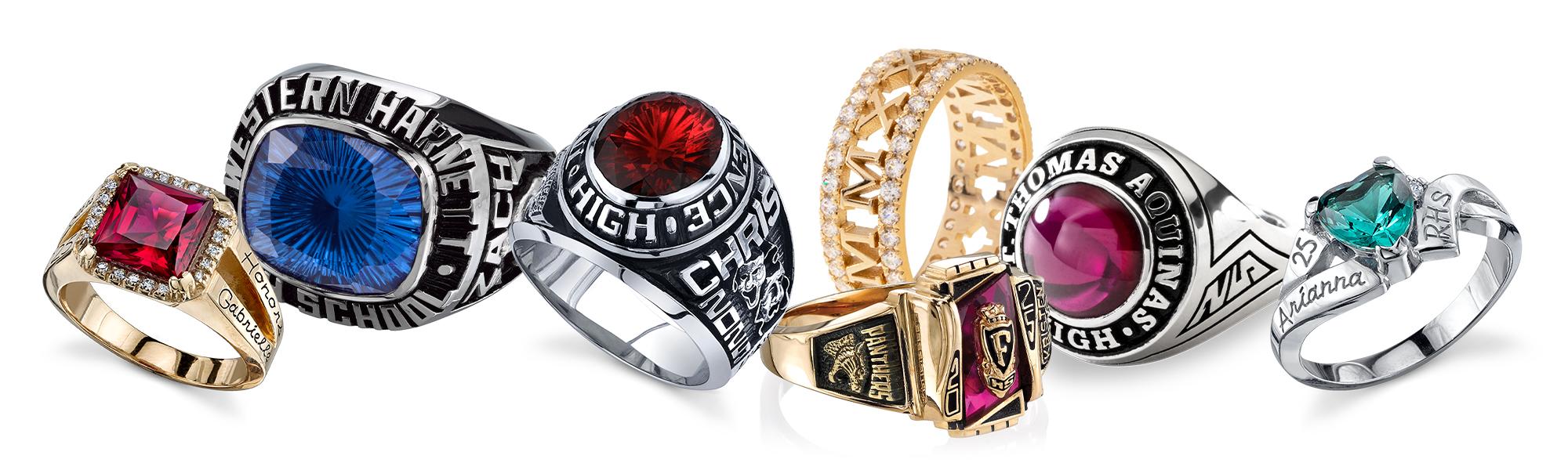HS Class Jewelry