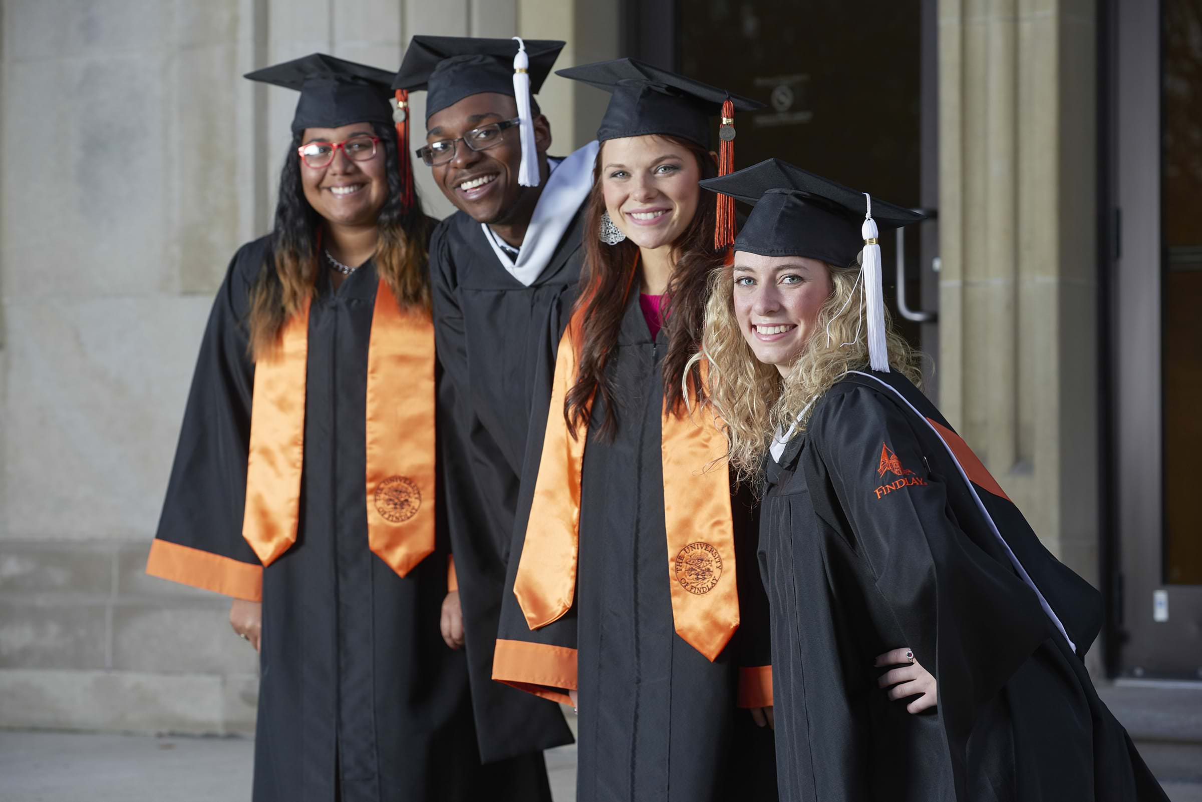 Customized College Cap and Gown - Graduation Resources - Herff Jones