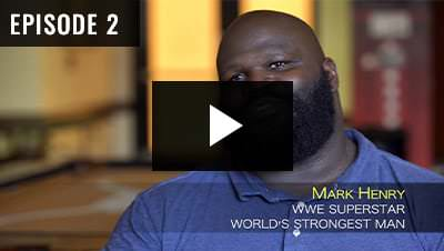 BIU2 – Mark Henry (WWE Wrestler and World's Strongest Man)