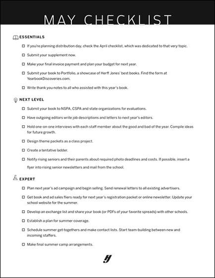 May_Checklist