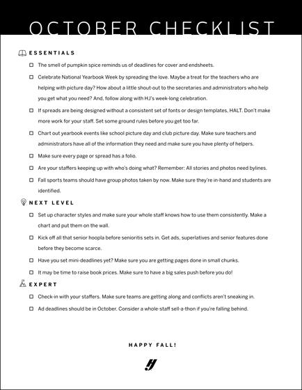 January_Checklist